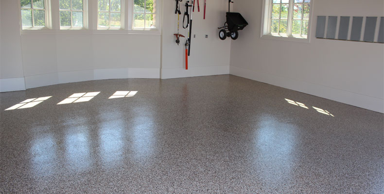 Update your garage floor